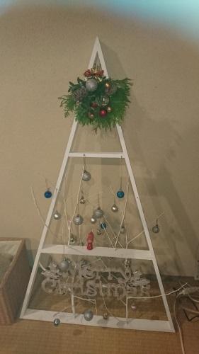 クリスマスのオブジェ_f0228967_22150243.jpg
