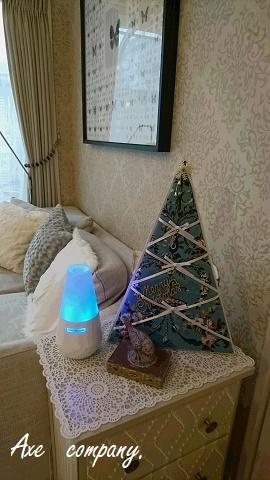 我が家のクリスマス  2_e0208572_16160559.jpg