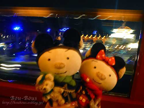 ディズニーシーのクリスマス その4 ラスト_d0128697_3112188.jpg