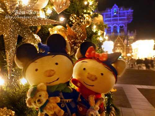 ディズニーシーのクリスマス その4 ラスト_d0128697_3113685.jpg