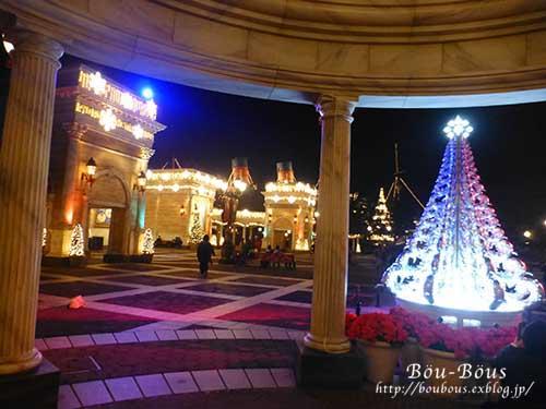 ディズニーシーのクリスマス その4 ラスト_d0128697_3114356.jpg