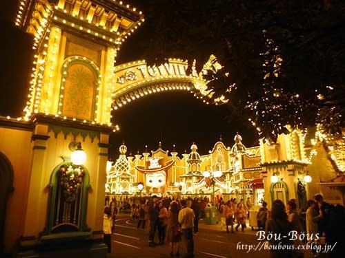 ディズニーシーのクリスマス その4 ラスト_d0128697_3114788.jpg