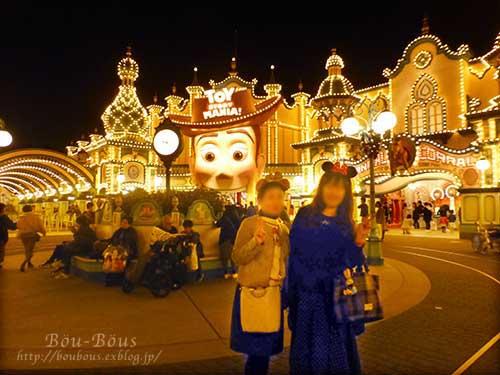 ディズニーシーのクリスマス その4 ラスト_d0128697_31249.jpg