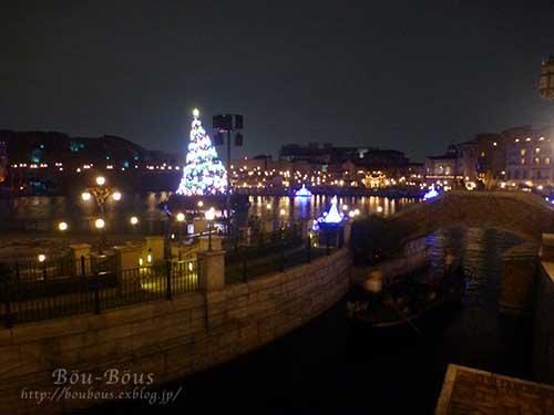 ディズニーシーのクリスマス その4 ラスト_d0128697_355269.jpg