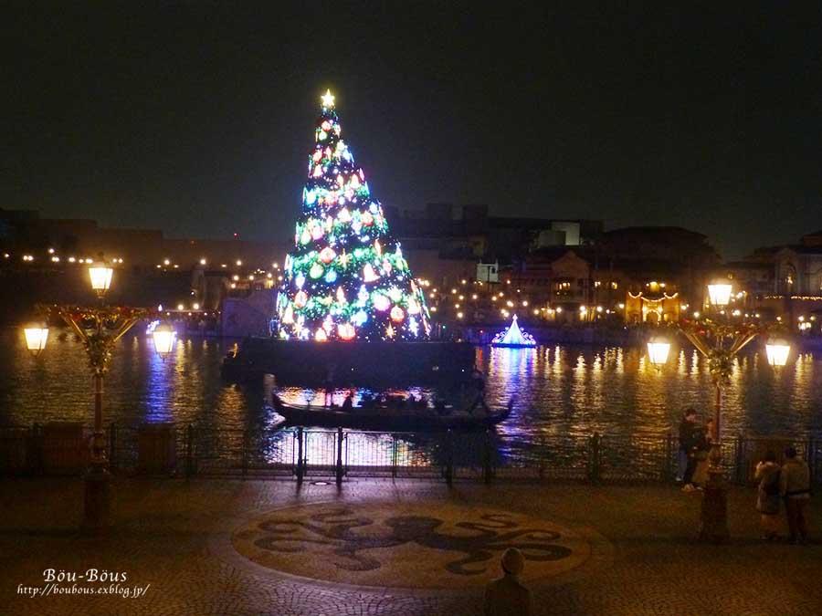 ディズニーシーのクリスマス その4 ラスト_d0128697_3592058.jpg