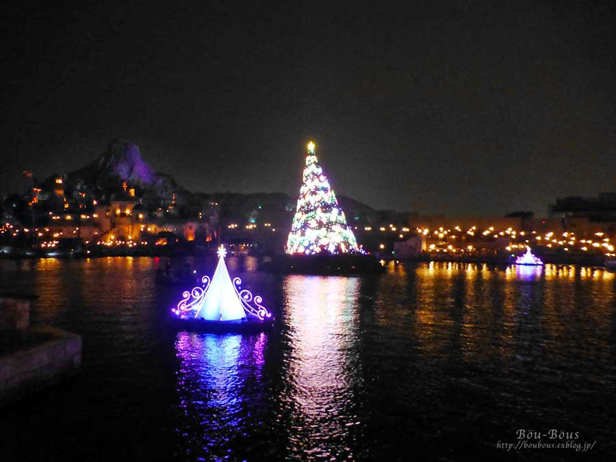 ディズニーシーのクリスマス その4 ラスト_d0128697_40287.jpg