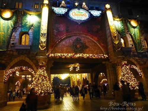 ディズニーシーのクリスマス その4 ラスト_d0128697_42848.jpg
