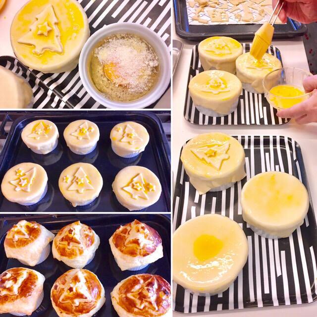 12月料理教室 トリュフ香るパイ包み焼き_e0134337_15051324.jpg