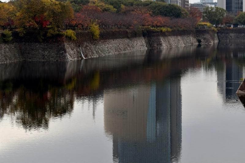 晩秋の大阪城 2_a0355356_22324723.jpg