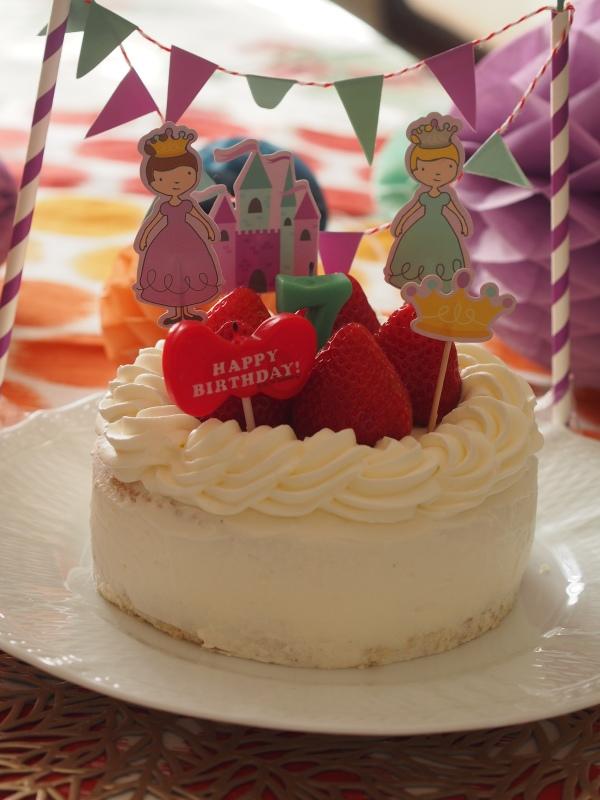 手作りケーキでおめでとう!!_e0362276_14182310.jpg