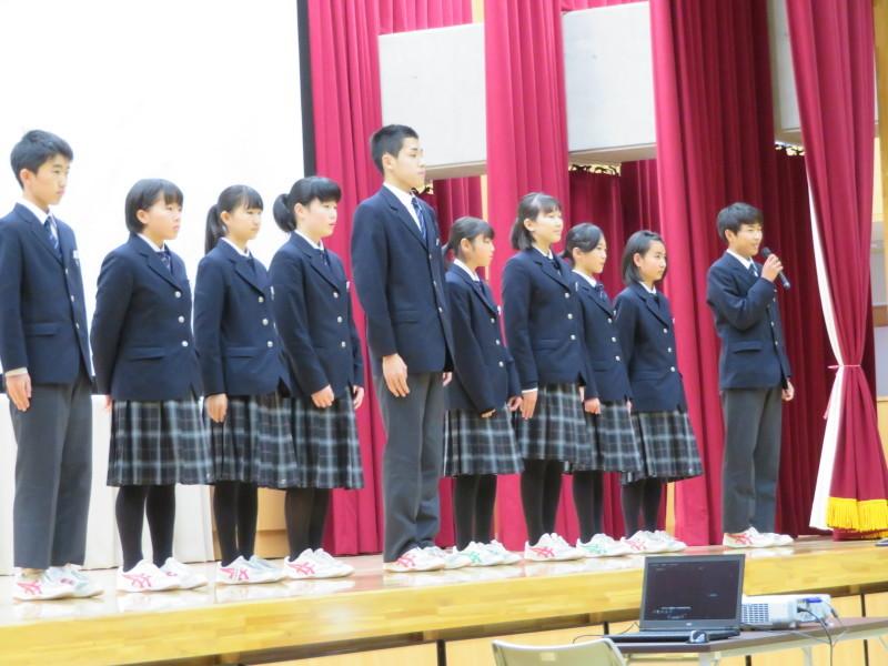 生徒会活動のまとめ_e0359282_19131260.jpg