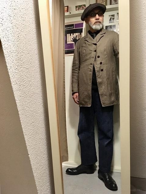 "Django Atour \""ANOTHERLINE\"" #151 (jacket)_f0202785_21061430.jpg"