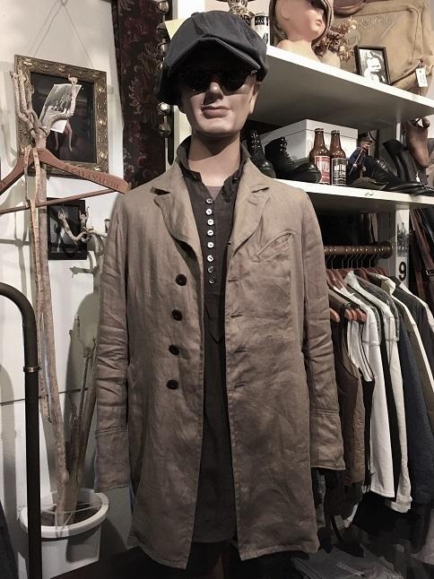 "Django Atour \""ANOTHERLINE\"" #151 (jacket)_f0202785_21062216.jpg"