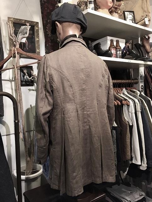 "Django Atour \""ANOTHERLINE\"" #151 (jacket)_f0202785_21063472.jpg"