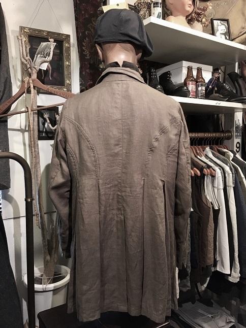 "Django Atour \""ANOTHERLINE\"" #151 (jacket)_f0202785_21064099.jpg"