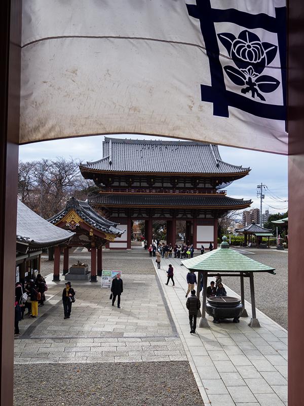 Hello from Tokyo 89 池上本門寺 _a0003650_22204118.jpg
