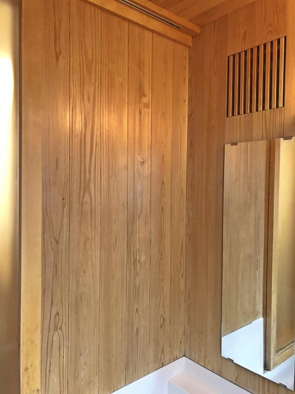 10年経過した浴室ハーフユニットバス+板張りのお手入れ_c0019551_19440067.jpg