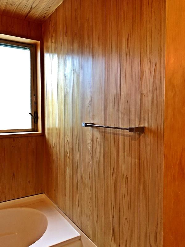 10年経過した浴室ハーフユニットバス+板張りのお手入れ_c0019551_19463489.jpg