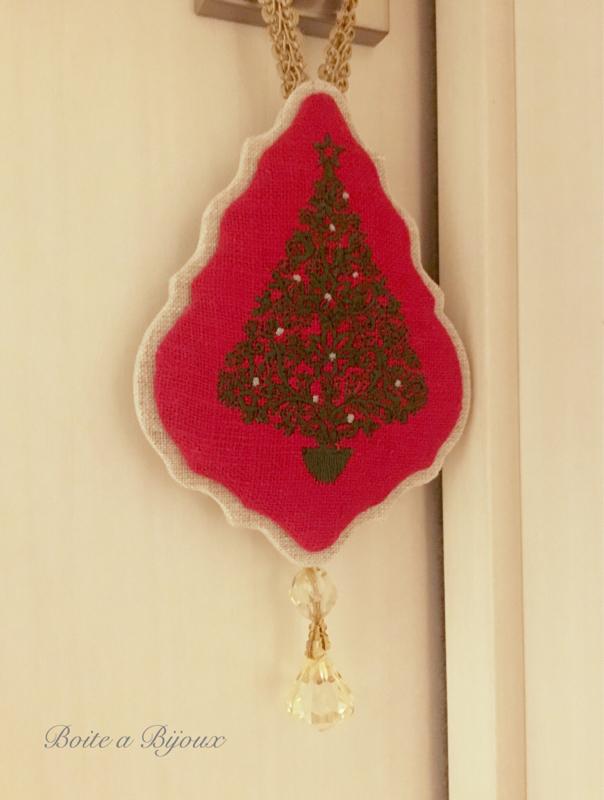 クリスマスの額装_d0286255_09475611.jpg