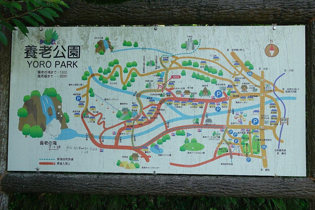 養老公園を下って帰路へ_c0112559_08571494.jpg