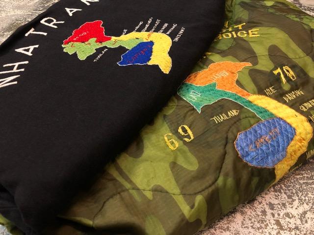 12月19日(水)大阪店ヴィンテージ入荷日!!#2 U.S.Military Part1編!!VietnamSouvenirJkt&1st,2nd Edition!!(大阪アメ村店)_c0078587_20565595.jpg
