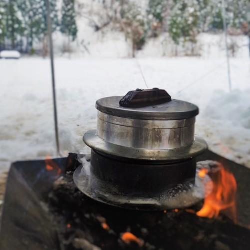雪中キャンプ 2018.12.15_c0213599_20490418.jpg
