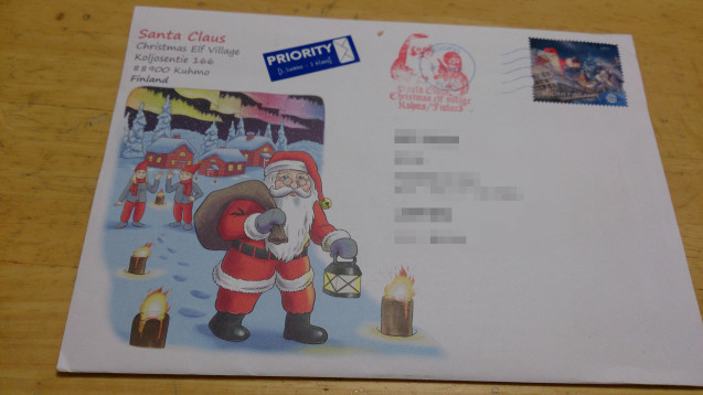 Letter from Finland~フィンランドからのお手紙~_a0113003_16501291.jpg