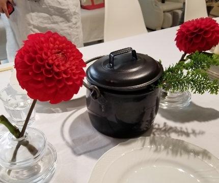 カルダモンお料理教室_b0122805_1559585.jpg