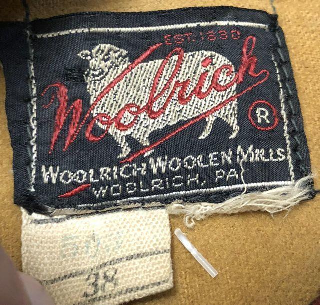 アメリカ仕入れ情報#41 12/22 入荷! 50s Woolrich wool HUNTING JACKET!_c0144020_17384626.jpg
