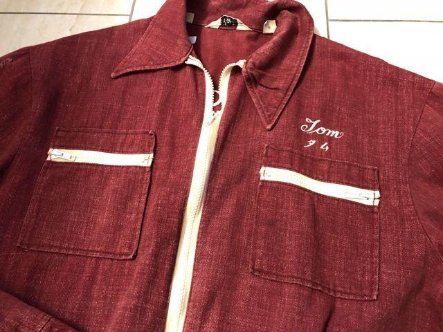 アメリカ仕入れ情報#42 12/22入荷!70s Woolrich Embroidered cotton JACKET!_c0144020_17441404.jpg