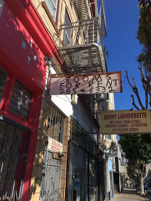 独りタイム、サンフランシスコにて/ Alone in San Francisco - アメリカからニュージーランドへ