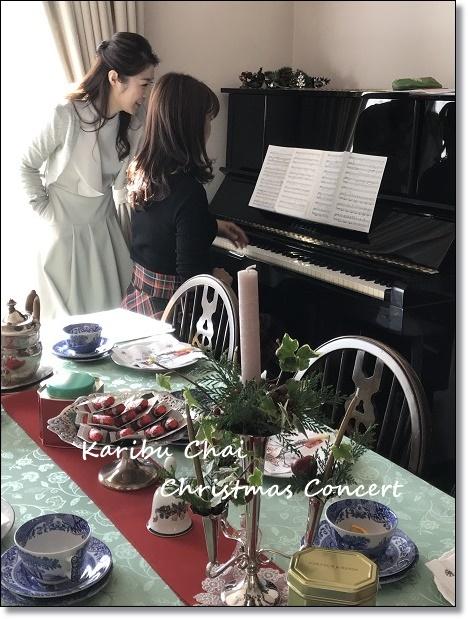 2018年・クリスマス・コンサート~♪#1_c0079828_22521579.jpg