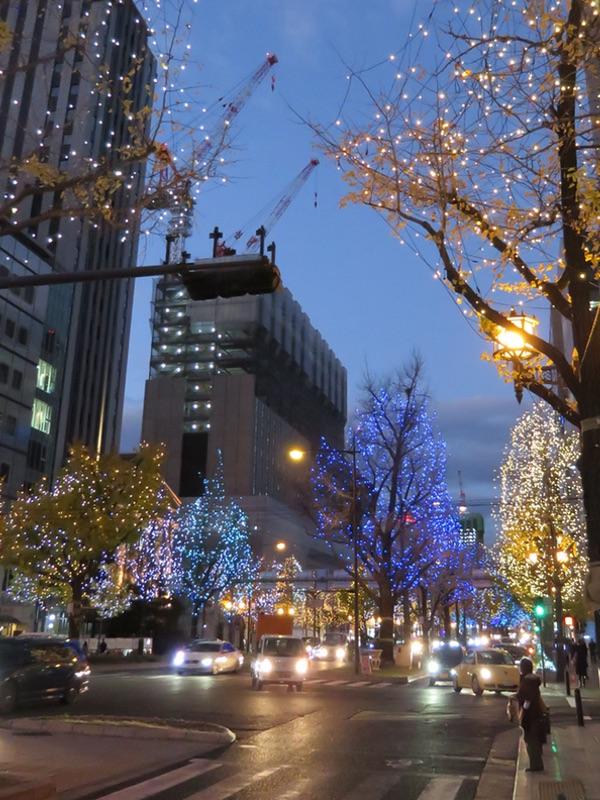 御堂筋イルミネーション2018・・・「光の饗宴」_d0352628_10454777.jpg