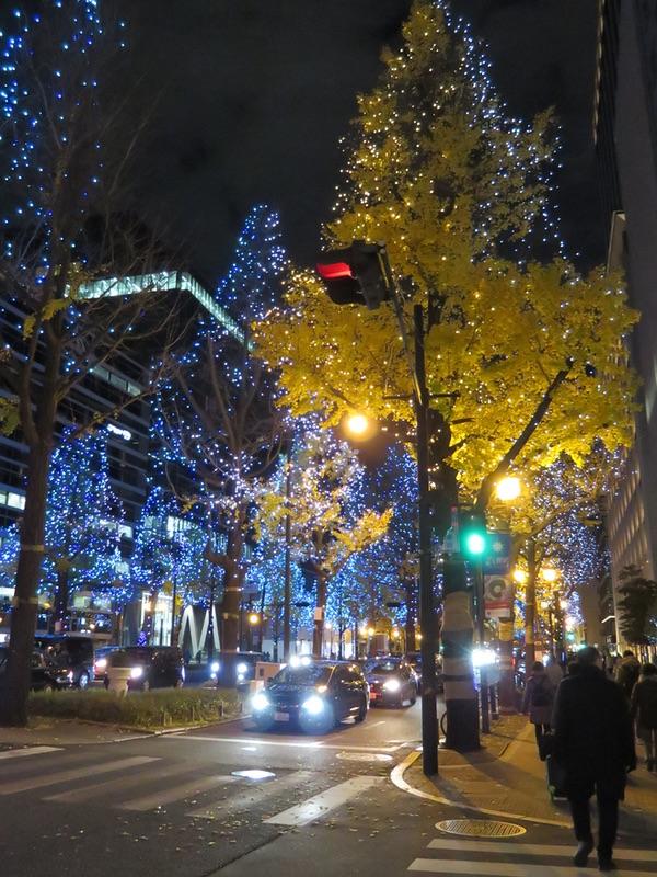 御堂筋イルミネーション2018・・・「光の饗宴」_d0352628_11292061.jpg