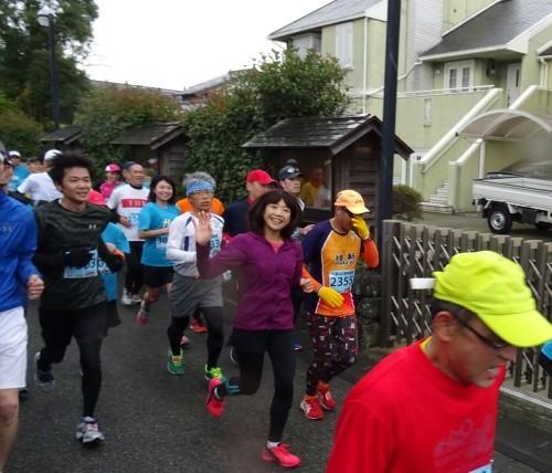 萩城下町マラソン_f0101949_16054227.jpg