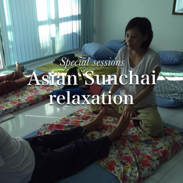 Asian Sunchai のマッサージのお知らせ_f0331651_01464949.jpg