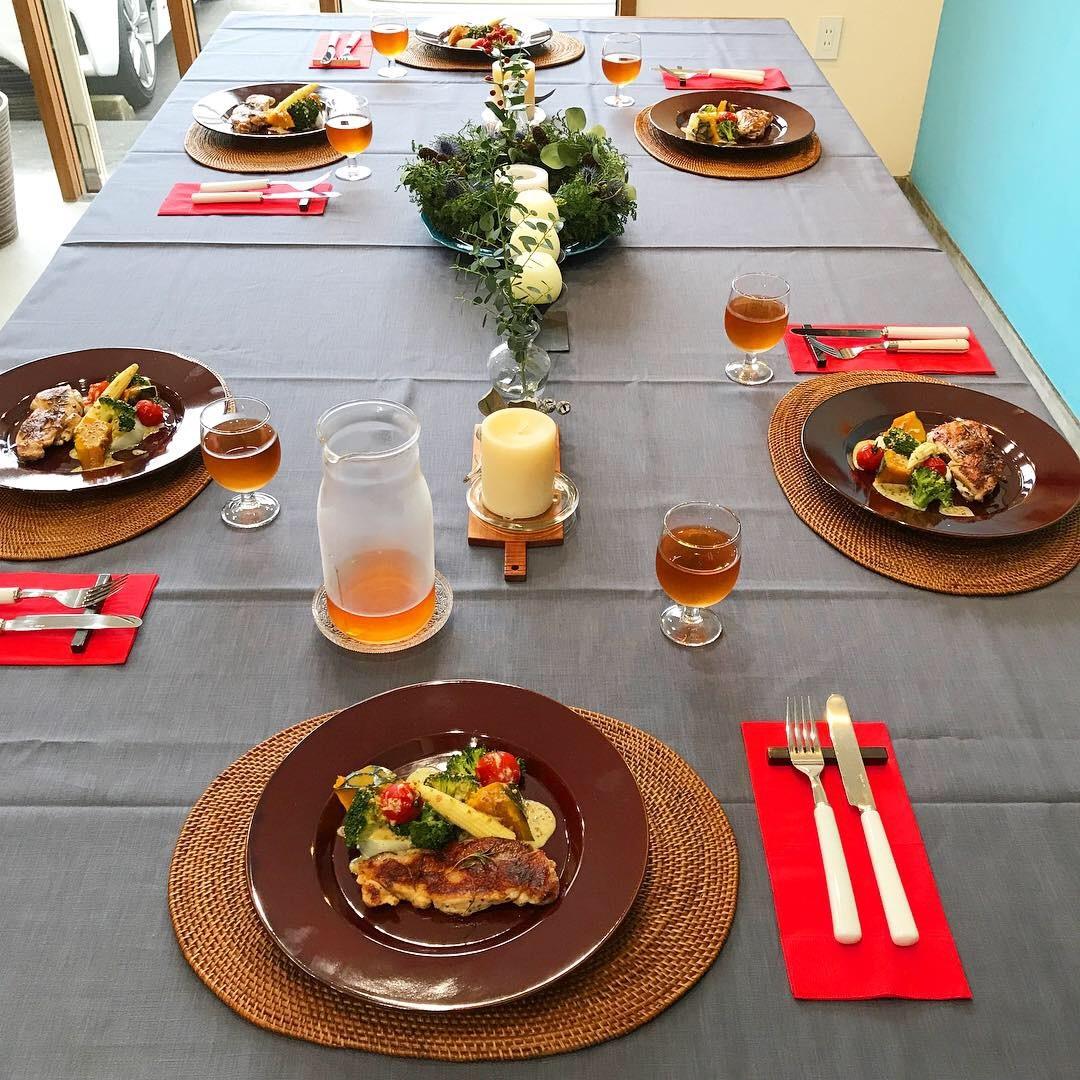 12月のクリスマス向けお料理教室_e0354955_14500539.jpg