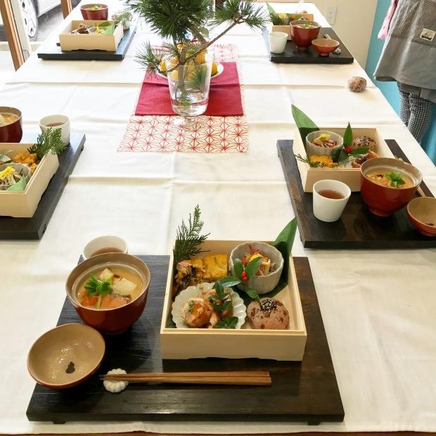 お正月向けお料理教室_e0354955_14520663.jpg