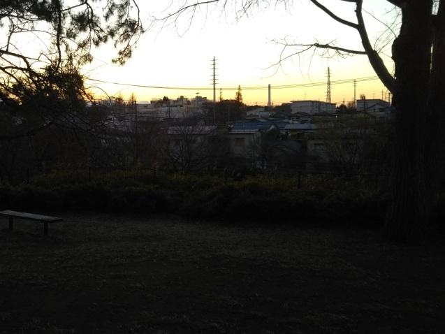 富士山が見えました_e0232277_11083947.jpg