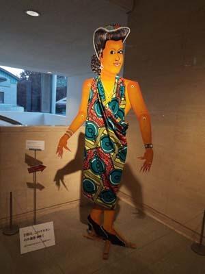 ぐるっとパスNo.15 世田谷美術館「アフリカ現代美術」展まで見たこと_f0211178_17251379.jpg