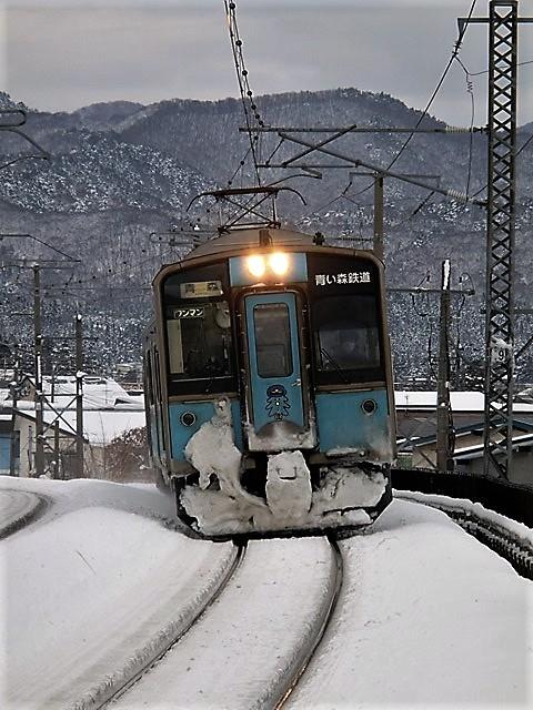 藤田八束の鉄道写真@北海道で出会った極寒の中の鹿たち、夕日に群れる鹿の群れ、北海道の列車達_d0181492_19295551.jpg