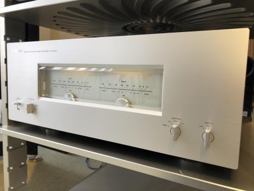 新製品YAMAHAセパレートアンプ「C-5000」&「M-5000」を展示導入致しました!_c0113001_11313766.jpeg