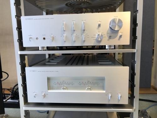 新製品YAMAHAセパレートアンプ「C-5000」&「M-5000」を展示導入致しました!_c0113001_11321042.jpeg
