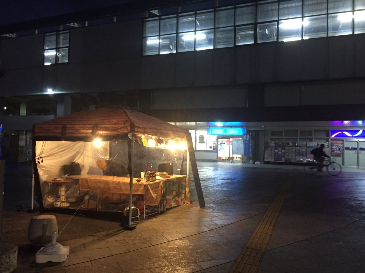 せかいのまんなか @鳥取駅前_e0115904_22493203.jpg