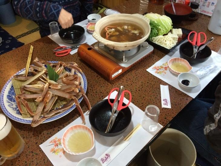 カニ~食~べ行こぉ~!!♪_e0036217_01452939.jpg