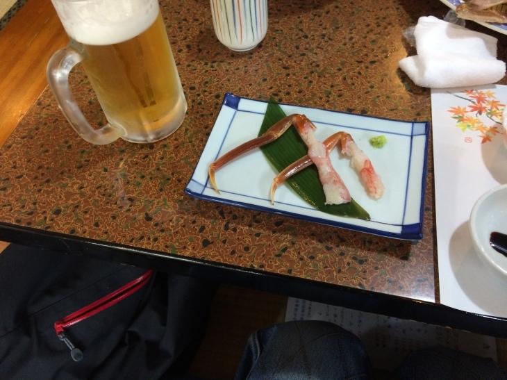 カニ~食~べ行こぉ~!!♪_e0036217_01495212.jpg