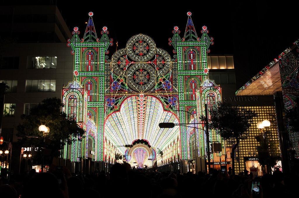 神戸ルミナリエ2018_c0106831_21012426.jpg