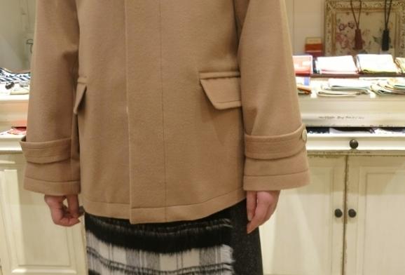 お正月のお出かけには、3柄を合わせたキルトスカートで・・・_c0227633_15421959.jpg