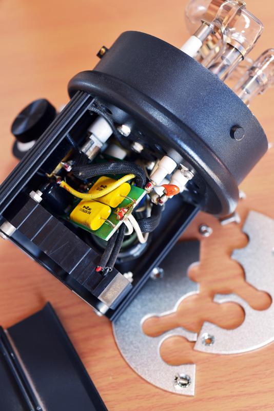 ストロボヘッド修理 COMET CLX-25miniH_b0175635_10121452.jpg