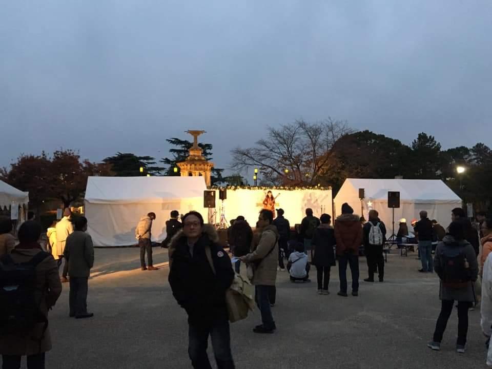 鶴舞公園スペシャルクリスマス2018_f0373339_149542.jpg